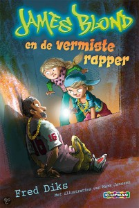 James Blond en de vermiste rapper Fred Diks